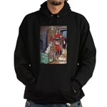 The Soldier and The Dog Hoodie (dark)