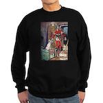 The Soldier and The Dog Sweatshirt (dark)