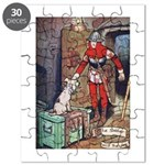 The Soldier and The Dog Puzzle