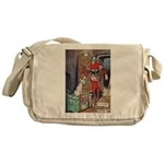 The Soldier and The Dog Messenger Bag