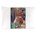 The Soldier and The Dog Pillow Case