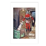 The Soldier and The Dog Postcards (Package of 8)