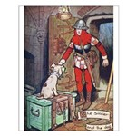 The Soldier and The Dog Small Poster