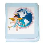 International CDH Day of Awareness baby blanket