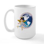 International CDH Day of Awareness Large Mug