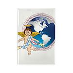 International CDH Day of Awareness Rectangle Magne