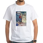 The Traveling Companions White T-Shirt