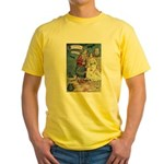 The Traveling Companions Yellow T-Shirt