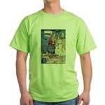 The Traveling Companions Green T-Shirt