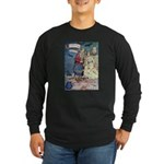 The Traveling Companions Long Sleeve Dark T-Shirt