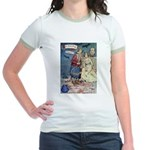 The Traveling Companions Jr. Ringer T-Shirt