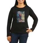 The Traveling Companions Women's Long Sleeve Dark