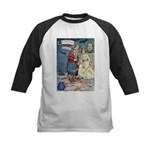 The Traveling Companions Kids Baseball Jersey