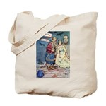 The Traveling Companions Tote Bag