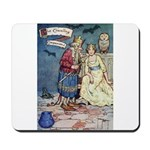 The Traveling Companions Mousepad