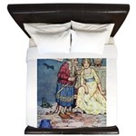 The Traveling Companions King Duvet