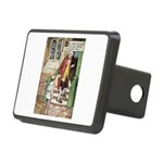 The Tin Soldier Rectangular Hitch Cover