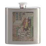The Tin Soldier Flask
