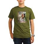 The Tin Soldier Organic Men's T-Shirt (dark)