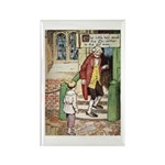 The Tin Soldier Rectangle Magnet (100 pack)