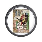 The Tin Soldier Wall Clock