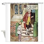The Tin Soldier Shower Curtain