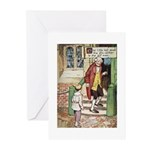The Tin Soldier Greeting Cards (Pk of 10)
