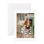 The Tin Soldier Greeting Card