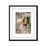 The Tin Soldier Framed Panel Print