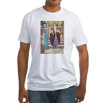 The Girl Who Trod on the Loaf Fitted T-Shirt