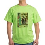 The Girl Who Trod on the Loaf Green T-Shirt
