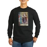 The Girl Who Trod on the Loaf Long Sleeve Dark T-S
