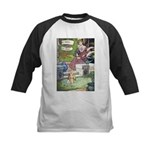 The Queen and Elise Kids Baseball Jersey