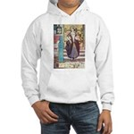 The Girl Who Trod on the Loaf Hooded Sweatshirt