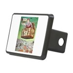 The Flying Trunk Rectangular Hitch Cover