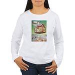 The Flying Trunk Women's Long Sleeve T-Shirt
