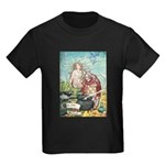 The Little Mermaid Kids Dark T-Shirt