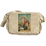 The Little Mermaid Messenger Bag