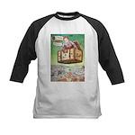 The Flying Trunk Kids Baseball Jersey