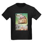 The Flying Trunk Kids Dark T-Shirt