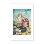 The Little Mermaid 20x12 Wall Decal