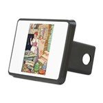 The Steadfast Tin Soldier Rectangular Hitch Cover