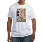 The Steadfast Tin Soldier Fitted T-Shirt