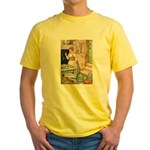 The Steadfast Tin Soldier Yellow T-Shirt