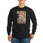 The Steadfast Tin Soldier Long Sleeve Dark T-Shirt