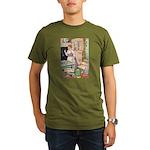 The Steadfast Tin Soldier Organic Men's T-Shirt (d