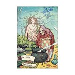 The Little Mermaid Mini Poster Print