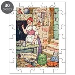 The Steadfast Tin Soldier Puzzle