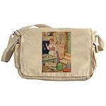 The Steadfast Tin Soldier Messenger Bag