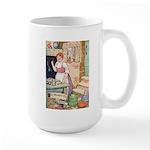 The Steadfast Tin Soldier Large Mug